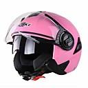 cheap Motorcyle Helmets-Nenki 622  Motorcycle Helmet Man Half-Covered Warm-Up Electric Car Helmet Lady Winter Helmet