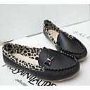 cheap Women's Flats-Women's Shoes Oxford / PU(Polyurethane) Spring Comfort Flats White / Black / Yellow