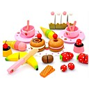 cheap Puppets-Toy Kitchen Set / Toy Food / Play Food / Pretend Play Vegetables / Fruit / Fruits & Vegetables Plastics Girls' Kid's Gift