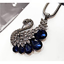 cheap Necklaces-Women's Pendant Necklace - Swan Fashion Dark Blue Necklace For Wedding, Party, Birthday / Graduation / Gift / Daily