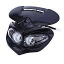 baratos Iluminação de Motocicleta-Motocicleta Lâmpadas 10~25W 750lm 4 Lâmpada de Farol For motocicletas