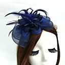 cheap Shaving & Hair Removal-Net Fascinators / Hats / Headwear with Floral 1pc Wedding / Special Occasion Headpiece