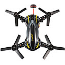 cheap RC Drone Quadcopters & Multi-Rotors-RC Drone Cheerson CX-91A 4 Channel 6 Axis 2.4G With HD Camera 2.0MP RC Quadcopter FPV / LED Lights / One Key To Auto-Return RC Quadcopter / Remote Controller / Transmmitter / Camera / Hover / Hover