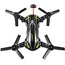 baratos Quadicópteros CR & Multirotores-RC Drone Cheerson CX-91A Canal 4 6 Eixos 2.4G Com Câmera HD 2.0MP Quadcópero com CR FPV / Luzes LED / Retorno Com 1 Botão Quadcóptero RC