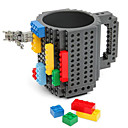 olcso Kutya képzés-Építőkockák csésze / Ló / Kávéscsésze DIY Uniszex Ajándék