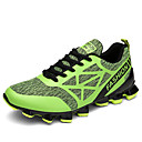 cheap Men's Athletic Shoes-Men's Tulle Summer / Fall Comfort Athletic Shoes Running Shoes Black / Red / Green