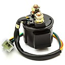 cheap Camping Tools, Carabiners & Ropes-12V Starter Solenoid Relay For 70cc 90cc 110cc 125 Honda Dirt Pit Bike ATV Scooter Motorcycle