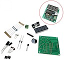 billige Moduler-4 bit digital led elektronisk klokke produktion suite diy kits sæt