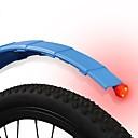 baratos Bijoux de Corps-Guarda-lamas / Luz Traseira Para Bicicleta Ciclismo / Moto / Bicicleta De Montanha / BTT Portátil / Anti-Shake Composto Verde / Azul /