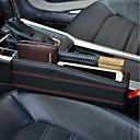 זול אירגוניות לרכב-אירגוניות לרכב מושב הנוסע הקדמי / הנהג הראשי עור עבור אוניברסלי כל השנים