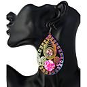 olcso Divat nyaklánc-Női Függők - Rozsdamentes acél Személyre szabott, Divat Rózsaszín Kompatibilitás Ajándék / Alkalmi
