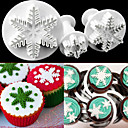 cheap Bakeware-Bakeware tools Plastics Baking Tool Everyday Use Cake Molds 1set