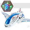 cheap Science & Exploration Sets-LED Lighting / Flying Gadget / Light Up Toy Plane Plane / Aircraft Lighting / Electric Plastics Kid's Gift 1 pcs