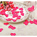 baratos Decorações para Casamento-Confetes & Serpentinas Tecido Decorações do casamento Casamento / Festa / Cerimônia Tema Clássico Todas as Estações