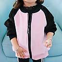 זול בגדי ים לבנות-בנות עם הדפס חיות כותנה מכנסיים - חיה ורוד מסמיק