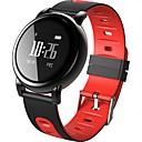 baratos Smartwatches-Pulseira inteligente B8 para Android iOS Bluetooth WIFI satélite Esportivo Impermeável Monitor de Batimento Cardíaco Medição de Pressão Sanguínea Pulso Rastreador Podômetro Aviso de Chamada Monitor