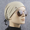 olcso Jelmez paróka-Uniszex Egyszínű Tiszta szín Pamut, Kalap - Széles karimájú kalap