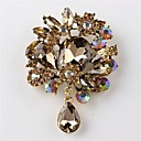cheap Brooches-Women's Brooches - Basic Brooch Coffee For Wedding / Party