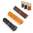 preiswerte Werkzeuge & Zubehör-Verlängerungs-Werkzeuge Keratine / Kunststoff Wig anhaftender Kleber Keratin / Fusion-Kleber 1pcs Alltag Klassisch Braun Gelb Schwarz
