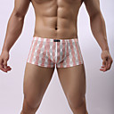 cheap Women's Sandals-Men's Super Sexy Boxer Briefs - Print, Striped