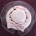 رخيصةأون قطع رأس-قبعة الدلو لون سادة نسائي قبعة / التقليدية / المعتقة / أنيقة & حديثة / الشتاء