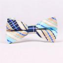 cheap Men's Sneakers-Men's Polyester Bow Tie Print