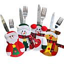 cheap Christmas Decorations-Animals Inspirational Snowmen Santa Snowflake Leisure Words & Quotes Holiday Christmas New Year'sForHoliday Decorations