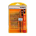cheap Wallets-33 in 1 Screwdriver Open Repair Tool Eletrica Magnetic Screw Driver Torx Set Kit for ComputerMobile Cell Phone