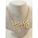 cheap Necklaces-Women's Pendant Necklace - Gold Necklace For Party, Daily, Casual