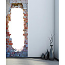 cheap Framed Arts-Door Stickers - Plane Wall Stickers Still Life Indoor