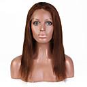 ieftine Peruci Păr Uman-Păr Remy Față din Dantelă Perucă Păr Brazilian Drept Perucă 130% Densitatea părului cu păr de păr 100% Virgin Pentru femei Scurt Mediu Lung Peruci Păr Uman