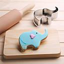 olcso Sütőeszközök-Bakeware eszközök Rozsdamentes acél Sütés eszköz Mert főzőedények süteményformákba 1db