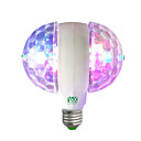 preiswerte LED Glühbirnen-YWXLIGHT® 1pc 6W 400lm E27 LED Kugelbirnen 6 LED-Perlen Hochleistungs - LED Dekorativ RGB 85-265V
