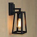 baratos Ferramentas de Medição-Simples / Vintage / Retro Luminárias de parede Metal Luz de parede 110-120V / 220-240V 40 W / E26 / E27