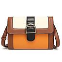 cheap Shoulder Bags-Women's Bags Cowhide Shoulder Bag Zipper Brown / Dark Brown