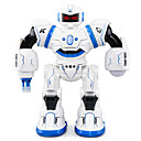 cheap Robots-RC Robot JJRC R3 Domestic & Personal Robots Intelligent Robot Robot 2.4G ABS Singing Walking Talking Extra-long Standby Time
