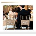 povoljno Svadbeni ukrasi-Jedinstven svadbeni dekor Lan / Miješani materijal Vjenčanje Dekoracije Vjenčanje / Angažman / Svadba Klasični Tema Sva doba