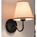 رخيصةأون أضواء السقف والمعلقات-الحديثة / المعاصرة مصابيح الحائط غرفة النوم معدن إضاءة الحائط 220V 40W