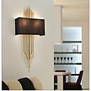billige Flush Mount-lamper-Moderne / Nutidig Vegglamper Soverom / Spisestue Metall Vegglampe 110-120V / 220-240V 40W