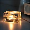 olcso Asztali lámpák-Egyszerű / Retró / Modern / kortárs Mini stílus / Szemvédelem Íróasztallámpa Kompatibilitás Üveg 220 V