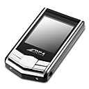 "cheap MP3 player-Portable 8GB 4G Slim Mp3 Mp4 Player With 1.8"" LCD Screen FM Radio Video Games Movie"