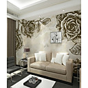 tanie Fresk-tuszem sztuki róża niestandardowe 3d duże ściany obejmujące mural tapety fit tv tv tło kwiat