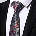 cheap Shoulder Bags-Men's Polyester Necktie - Floral