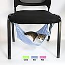 זול חול מתגבש לחתולים & מפה לגירוד-חתול מיטות חיות מחמד משטחים אחיד נושם ירוק כחול ורוד עבור חיות מחמד