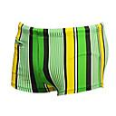 baratos Touca de Natação-Homens Shorts de Natação Resistente ao cloro Fibra Sintética / Elastano Roupa de Banho Roupa de Praia Bermuda de Surf Riscas Natação / Surfe