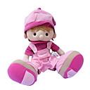 preiswerte Puppen-Plüschpuppe Mode 35cm Niedlich Karikatur Spielzeug Kindersicherung lieblich Cartoon Design Non Toxic lieblich Mädchen Geschenk