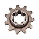 זול חלקי הצתה-8mm 11tooth מיני מנוע מרובע עפר כיס אופניים הקדמי מנוע sprocket t8f-11t