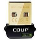 olcso hálózat adapterek-edup ep-n8508gs mini usb vezeték nélküli kártya