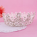 cheap Party Headpieces-Rhinestone / Alloy Tiaras with Faux Pearl 1pc Wedding / Special Occasion / Birthday Headpiece