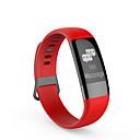 preiswerte LED Glühbirnen-E18 Smart-Armband iOS Outdoor / Touchscreen / Bluetooth TPU Schwarz / Rot